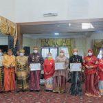 Majelis Keturunan Tomanurung Silaturahmi Adat di Rumah Jabatan Bupati Maros