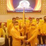 Suhartina Bohari Jadi Ketua Golkar Maros