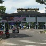 Parkir Bandara Sultan Hasanuddin