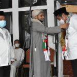 Ulama Palestina Sampaikan Kultum di Rujab Bupati Maros